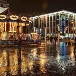 Европейская площадь Днепропетровск