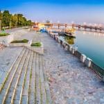 Набережная Днепропетровск и мост